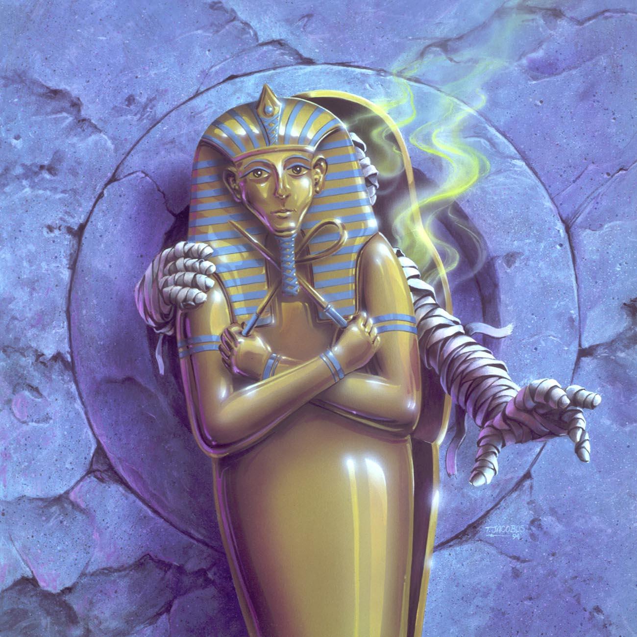 23 – Return of the Mummy