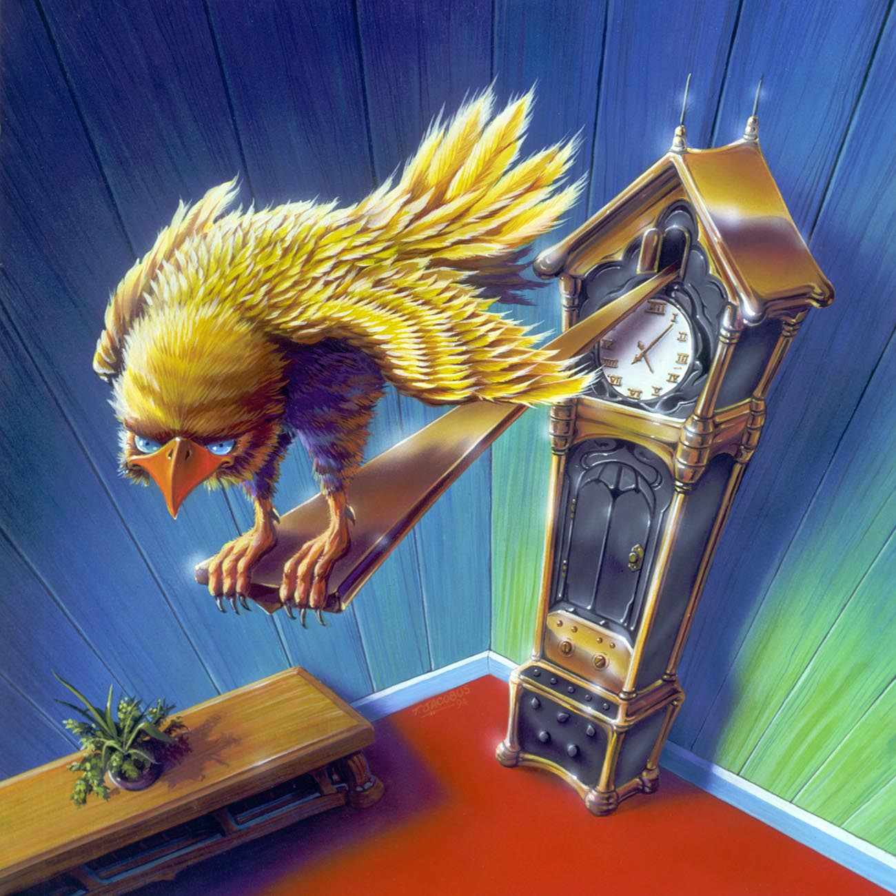 28 – The Cuckoo Clock of Doom