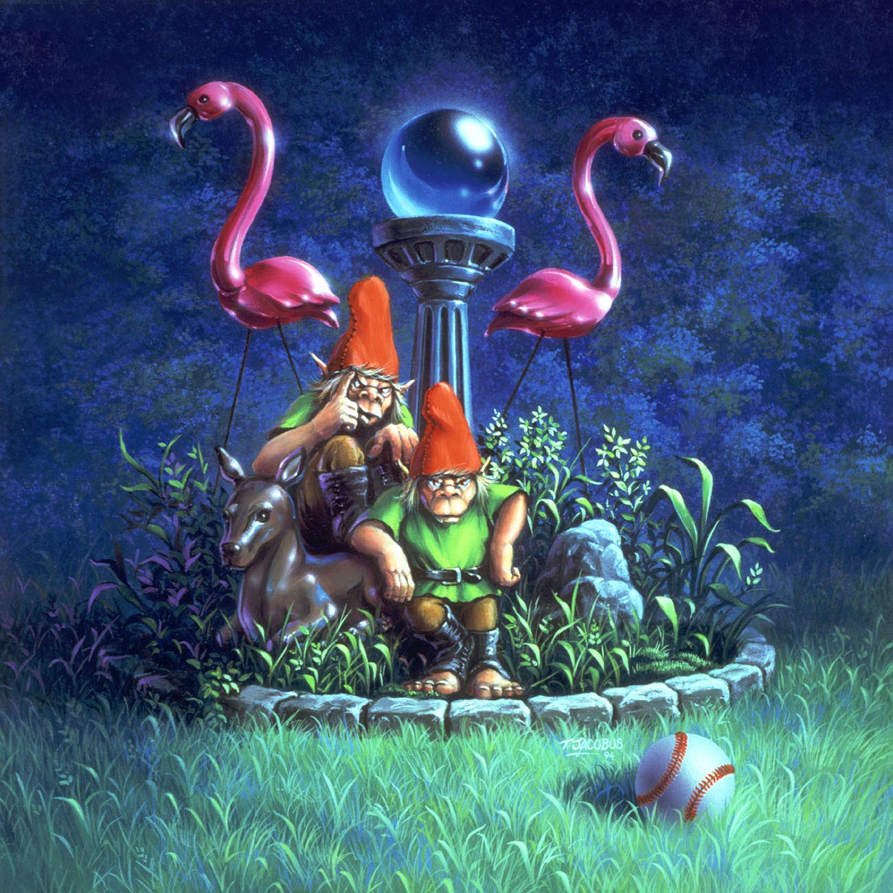 34 – Revenge of the Lawn Gnomes