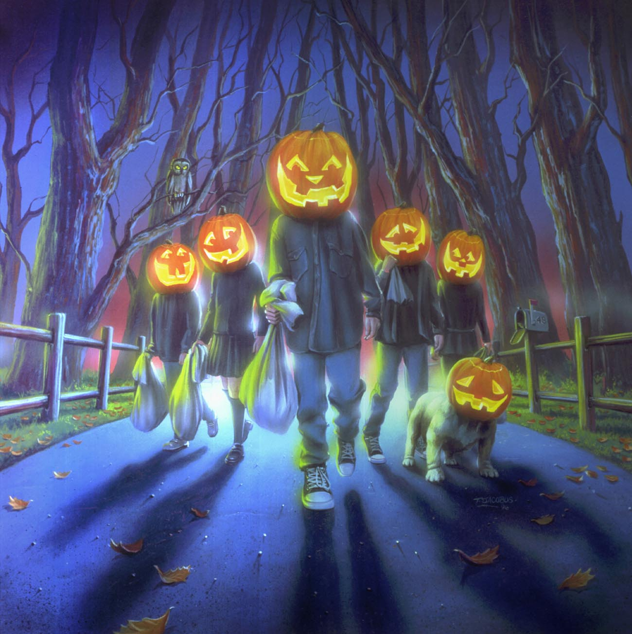 48 – Attack of the Jack-O'-Lanterns