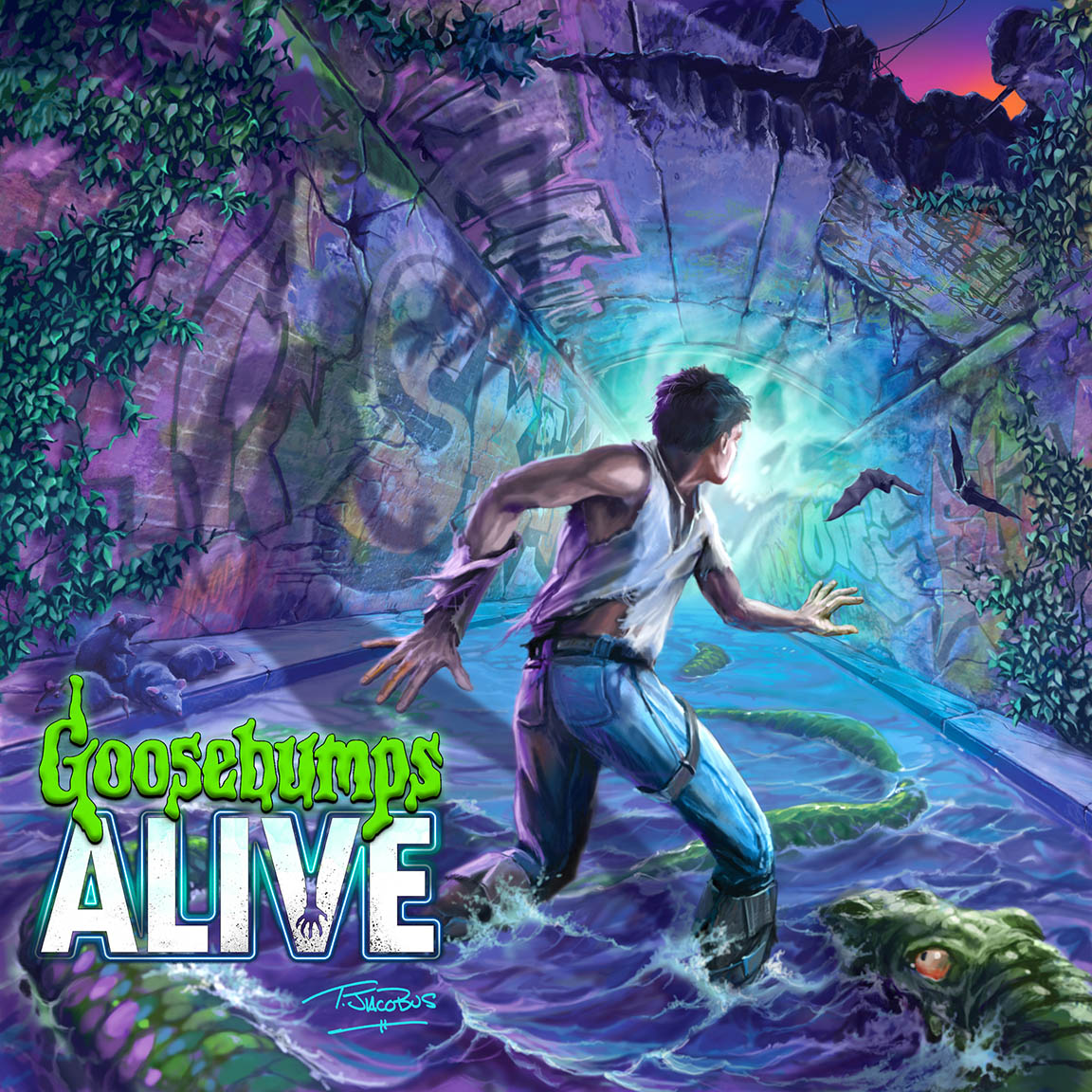 Goosebumps Live at the Vault