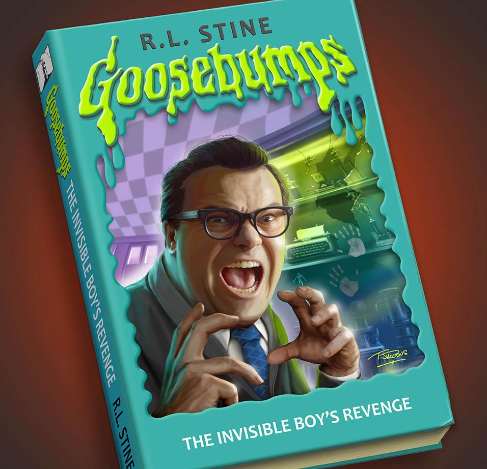 Goosebumps Movie Ending
