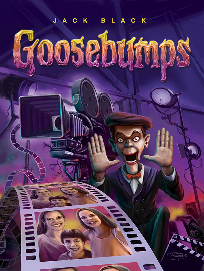 Goosebumps Slappy Sweepstakes