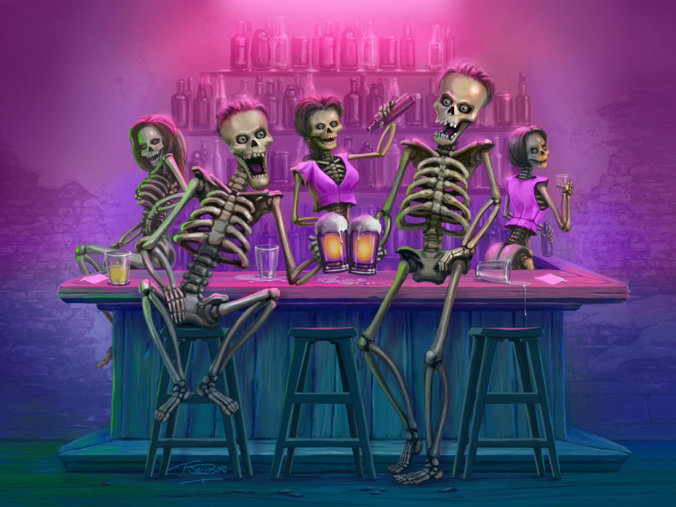 Boo's Bar